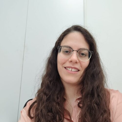 Hadar Giat – Coordinator of Student Affairs and Well-being